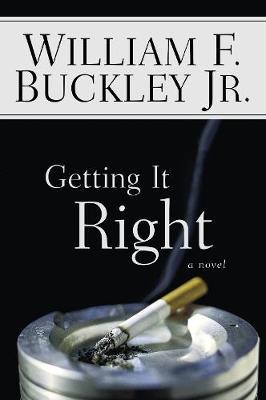 Getting It Right: A Novel (Hardback)