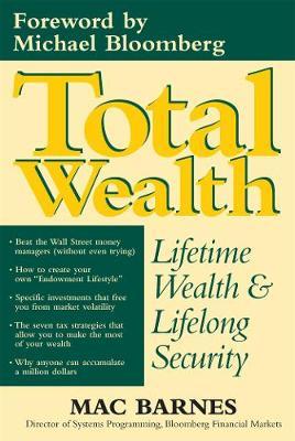 Total Wealth: Lifetime Wealth and Lifelong Security (Hardback)