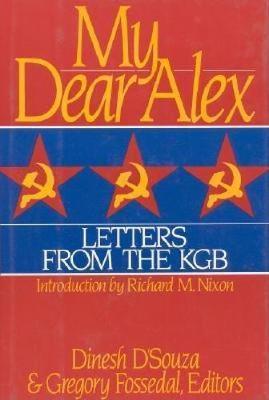 My Dear Alex: Letters from the KGB (Hardback)