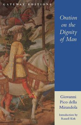 Oration on the Dignity of Man (Paperback)