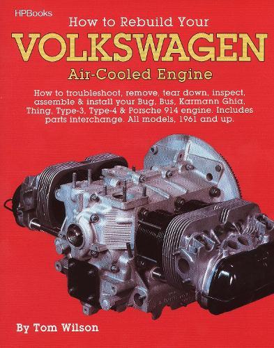 Rebuild Aircooled Vw Engines Hp255 (Paperback)