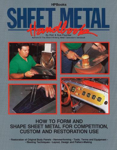 Sheet Metal Handbook Hp575 (Paperback)