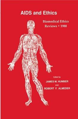 Biomedical Ethics Reviews * 1988 - Biomedical Ethics Reviews (Hardback)