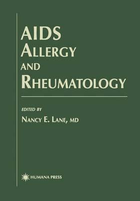 AIDS Allergy and Rheumatology - Allergy and Immunology 3 (Hardback)
