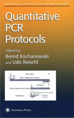 Quantitative PCR Protocols (Hardback)