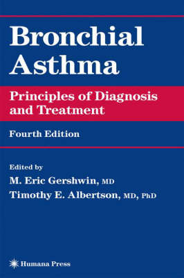 Bronchial Asthma: Principles of Diagnosis and Treatment (Hardback)
