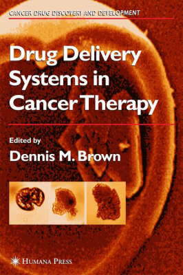 Drug Delivery Systems in Cancer Therapy - Cancer Drug Discovery and Development (Hardback)