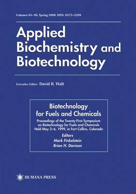 Twenty-First Symposium on Biotechnology for Fuels and Chemicals: Proceedings of the Twenty-First Symposium on Biotechnology for Fuels and Chemicals Held May 2-6, 1999, in Fort Collins, Colorado - ABAB Symposium (Paperback)