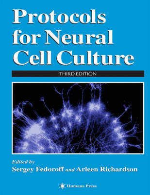 Protocols for Neural Cell Culture (Paperback)