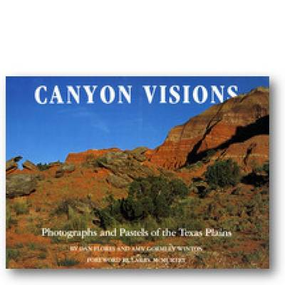 Canyon Visions: Photographs and Pastels of the Texas Plains (Paperback)