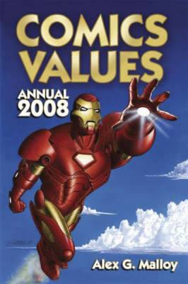 Comics Values Annual 2008 (Paperback)