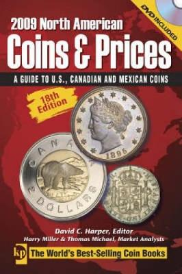 North American Coins and Prices 2009 (Paperback)