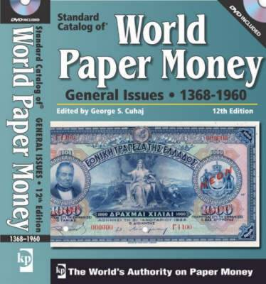 """Standard Catalog of"" World Paper Money, General Issues: 1368-1960 (Paperback)"
