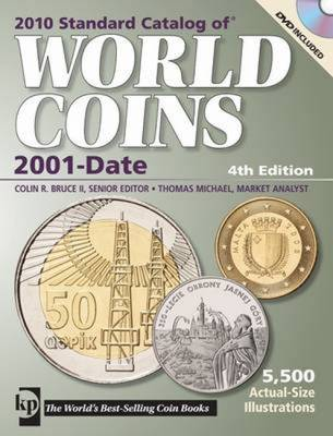 """Standard Catalog of"" World Coins 2001-Date 2010 (Paperback)"