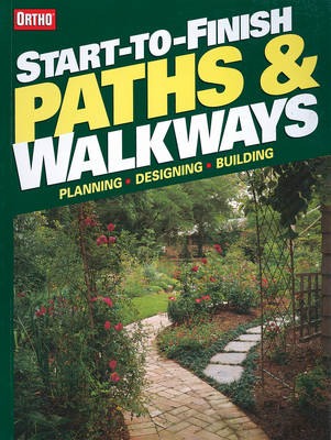 Start-to-Finish: Paths and Walkways (Paperback)