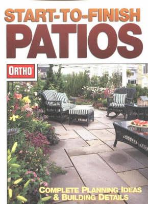 Start-to-Finish: Patios (Paperback)