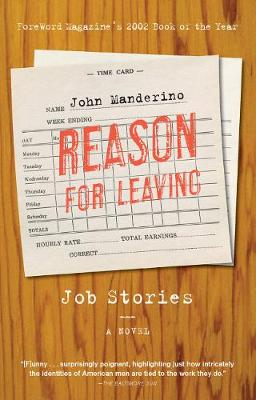 Reason for Leaving: Job Stories (Paperback)