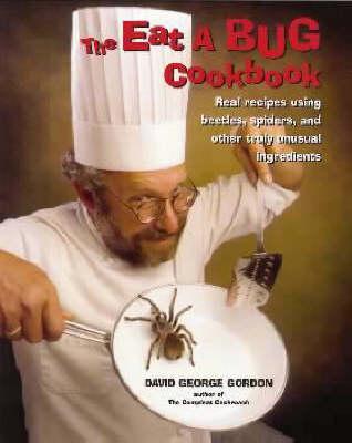 Eat-a-bug Cookbook (Paperback)