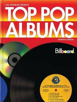 Top Pop Albums 1955-2009 (Hardback)