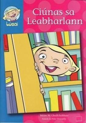 Ciunas sa Leabharlann (Paperback)
