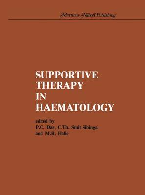 Supportive therapy in haematology (Hardback)