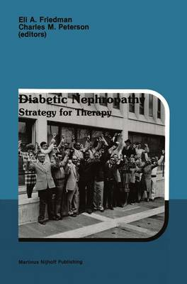 Diabetic Nephropathy: Strategy for Therapy - Developments in Nephrology (Hardback)