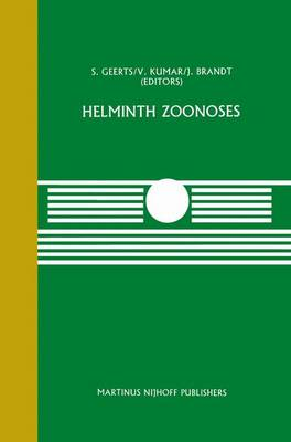 Helminth Zoonoses - Current Topics in Veterinary Medicine 43 (Hardback)