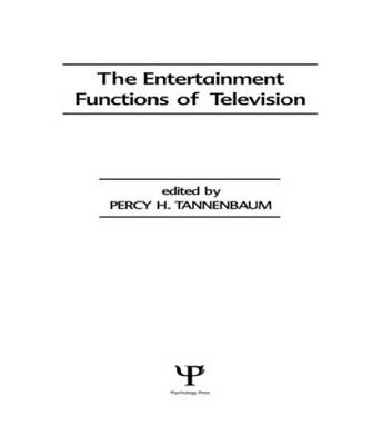 The Entertainment Functions of Television (Hardback)
