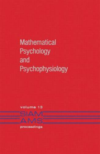 Mathematical Psychology and Psychophysiology (Hardback)