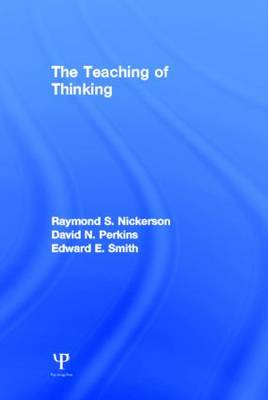 The Teaching of Thinking (Hardback)