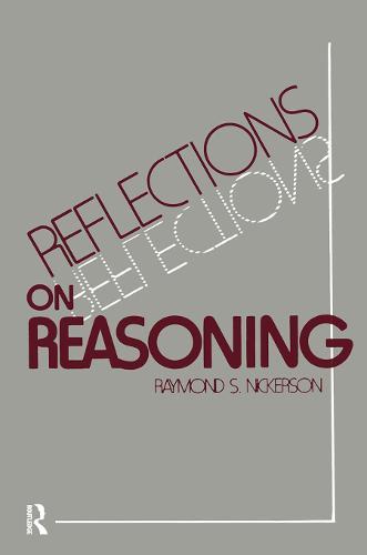 Reflections on Reasoning (Hardback)