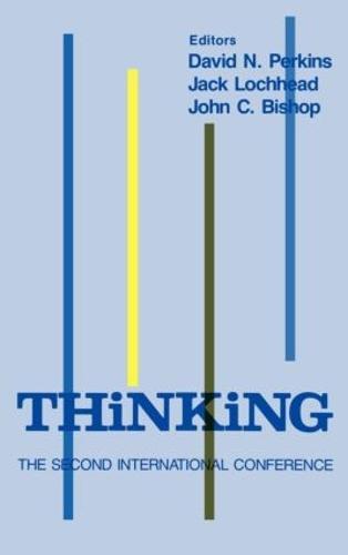 Thinking: The Second International Conference (Hardback)