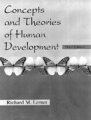 Concepts and Theories of Human Development (Hardback)