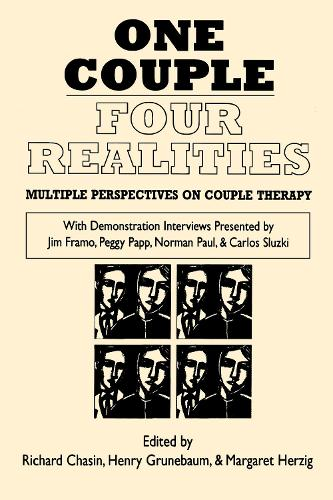One Couple Four Realities (Paperback)