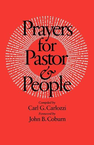 Prayers for Pastor and People (Paperback)