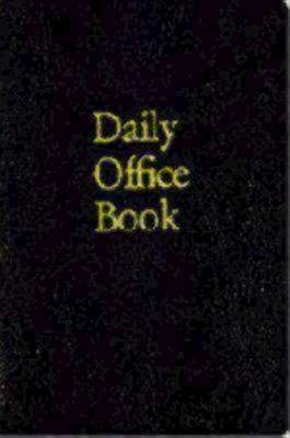Daily Office Book: Two-Volume Set (Hardback)