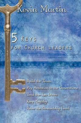 5 Keys for Church Leaders (Paperback)