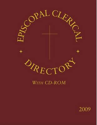 2009 Episcopal Clerical Directory (Paperback)