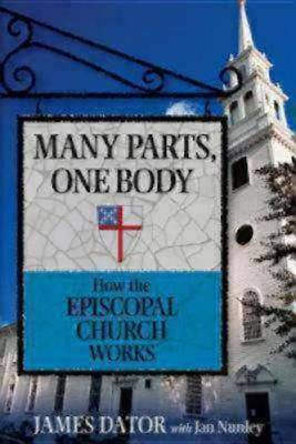 Many Parts, One Body: How the Episcopal Church Works (Paperback)