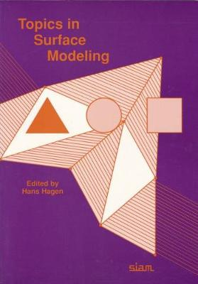 Topics in Surface Modeling (Paperback)