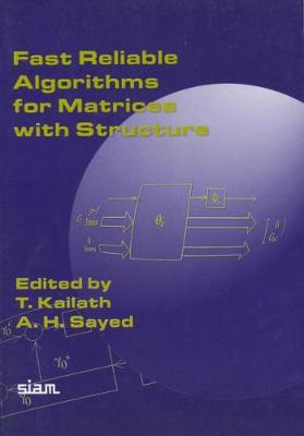 Fast Reliable Algorithms for Matrices with Structure (Paperback)