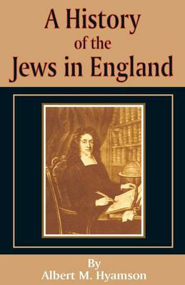 A History of the Jews in England (Paperback)