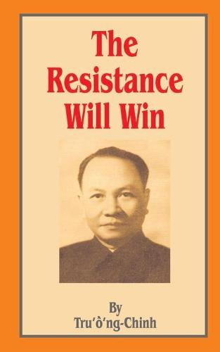 Resistance Will Win (Paperback)