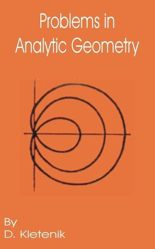 Problems in Analytic Geometry (Paperback)