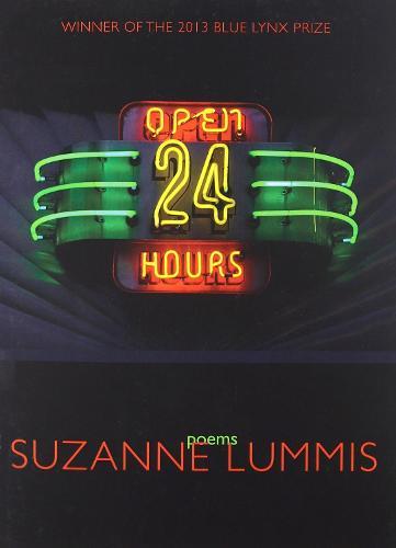 Open Twenty-Four Hours: Poems (Paperback)
