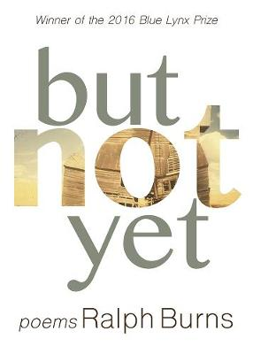 But Not Yet (Paperback)