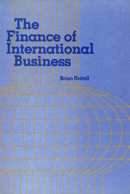 The Finance of International Business. (Hardback)