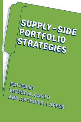 Supply-Side Portfolio Strategies (Hardback)