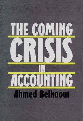 The Coming Crisis in Accounting (Hardback)