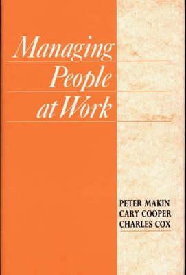 Managing People at Work (Hardback)